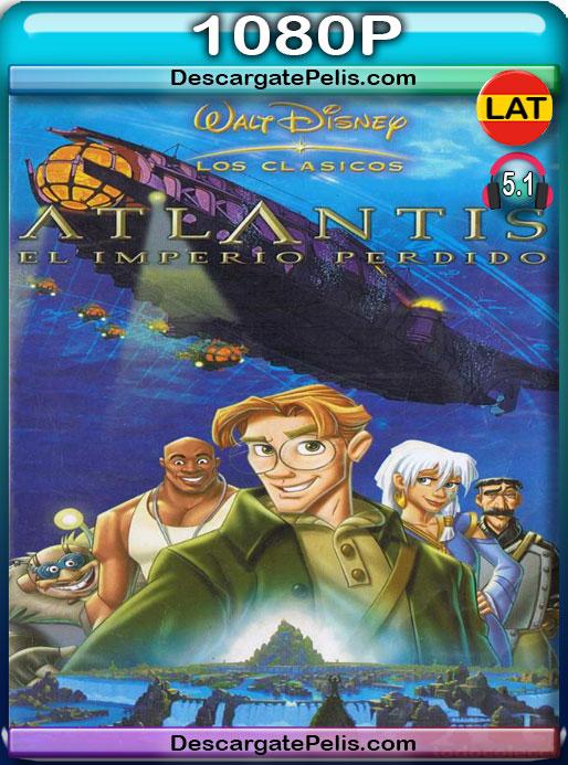 Atlantis El imperio perdido (2001) 1080P BRrip Latino – Ingles