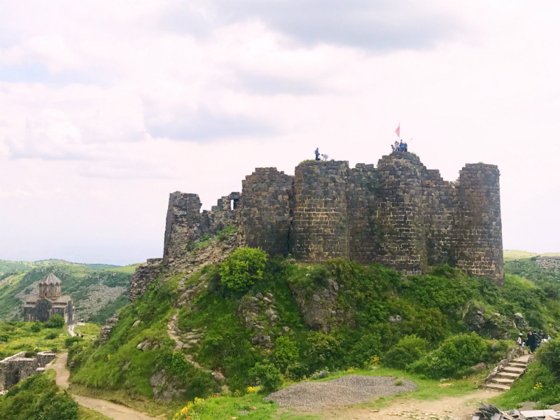 Plan your Trip to The Fortress of Amberd in Armenia