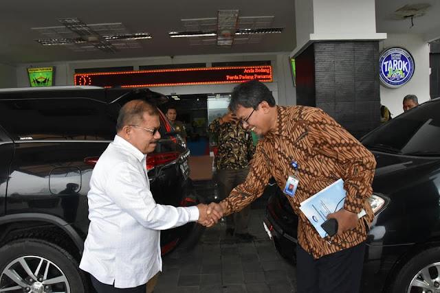 BPKP RI Akan Bangun Pusdiklat Termegah Indonesia di Tarok City