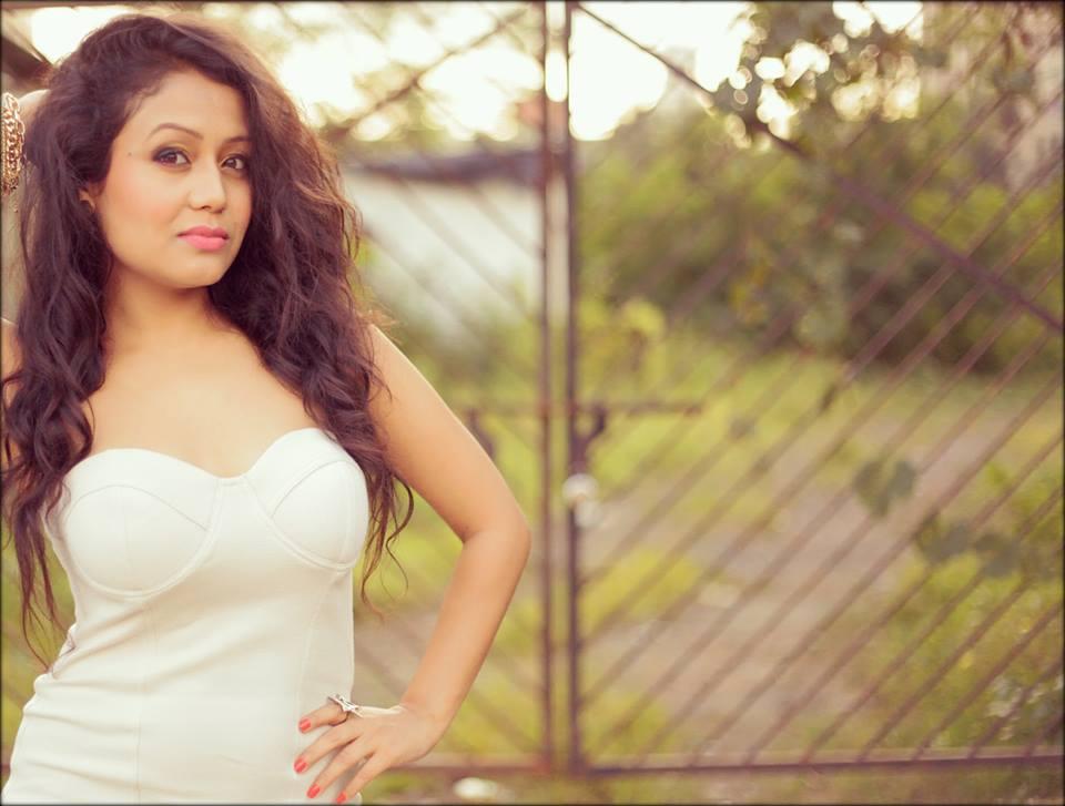 Happy Raikoti : Neha Kakkar Latest Bikini Hot Wallpapers