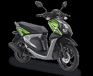 X-Ride 125