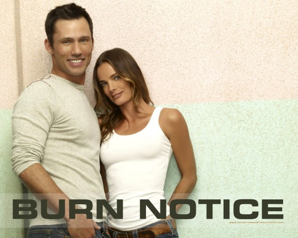 burn notice michael and fiona relationship advice