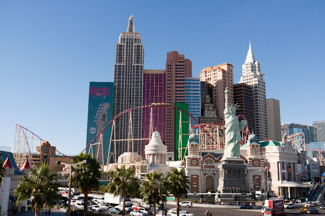 The Roller Coaster em Las Vegas
