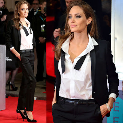 Women in suits: sexiest trend ever. Yes or no?