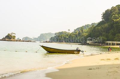 Pulau Kapas Beach