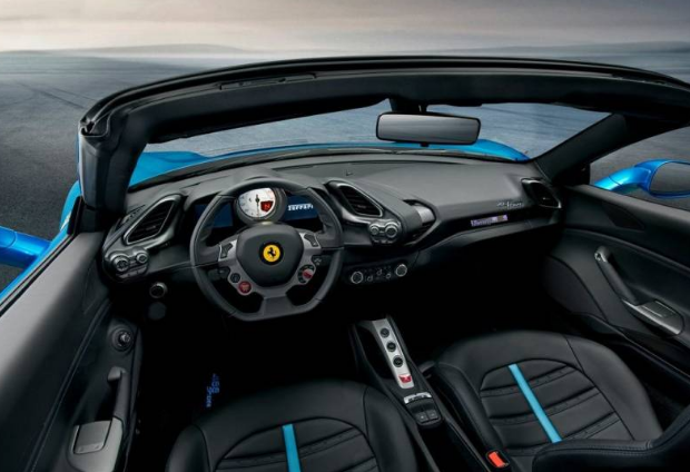 2017 Ferrari 488 GTB Spider Specs, Review, Design
