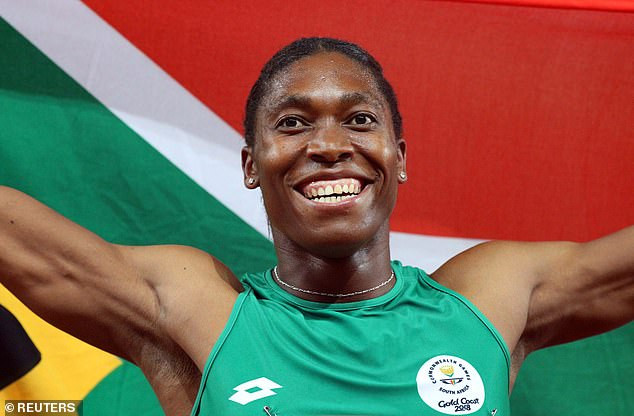 Olympic champion and intersex athlete Caster Semenya 'set to be classified as a male athlete' by IAAF