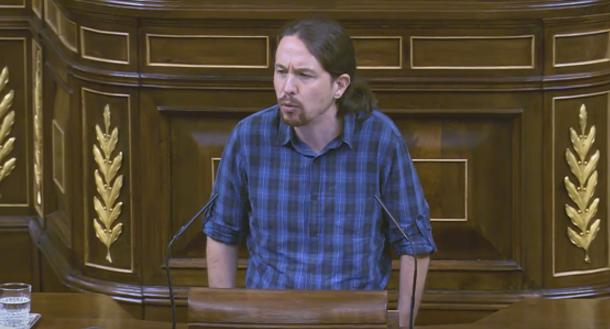 Iglesias se plantea dejar el escaño en el Congreso si pierde en Vistalegre 2