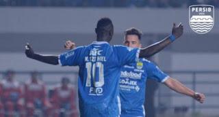 Video Cuplikan Gol Persib Bandung vs Persipura 2-0