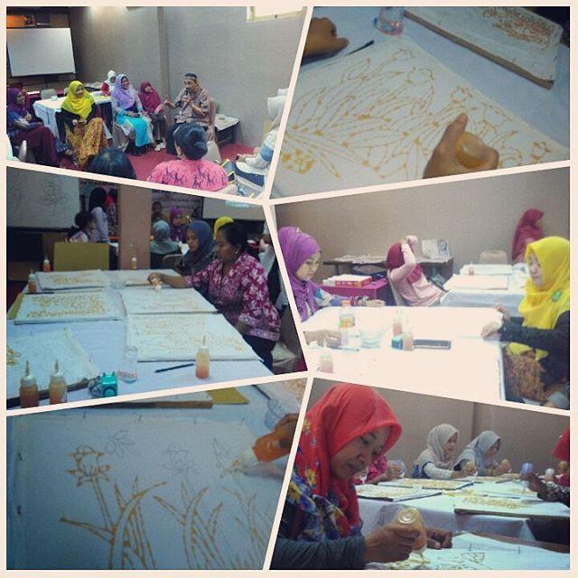 Pelatihan Desain Tekstil
