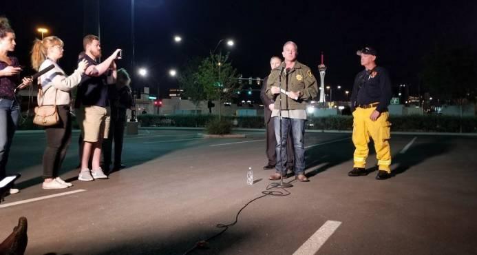 Tiroteo en Las Vegas, con 50 muertos, el más grave de la historia de EEUU