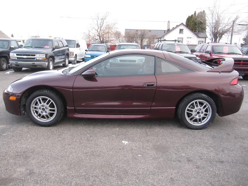 ABC Auto Clinic: 1999 Mitsubishi Eclipse