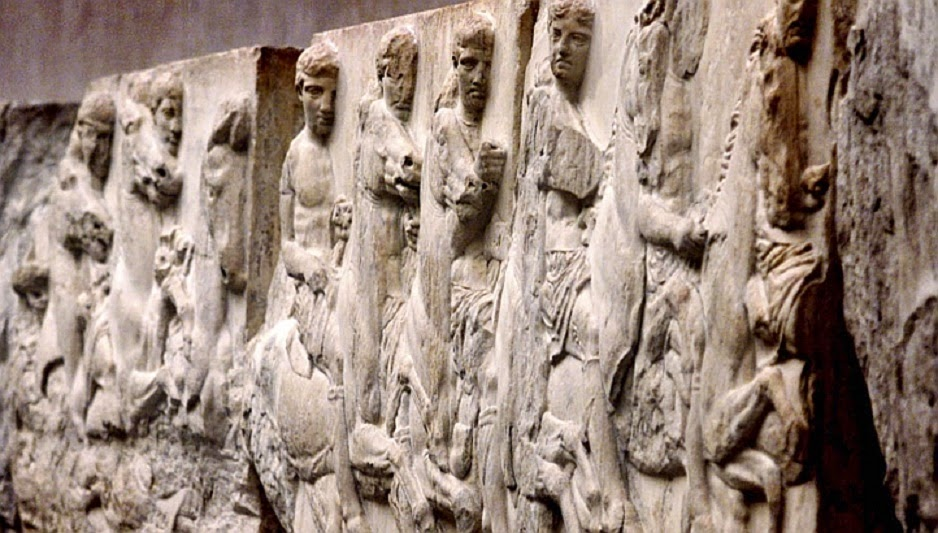 International lawyers consulted by Greek government on Parthenon Marbles issue