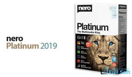 تحميل النسخة الحديثة لبرنامج 2019 Nero Platinum مجانا