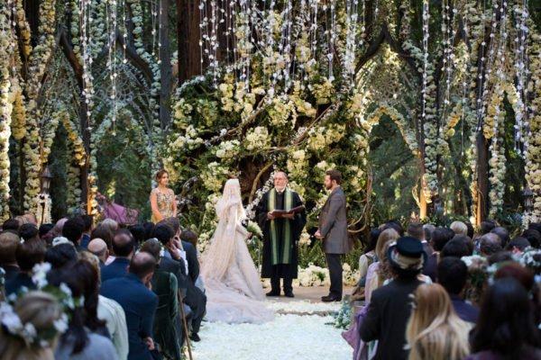 Sean Parker : Pernikahan Lord of The Rings