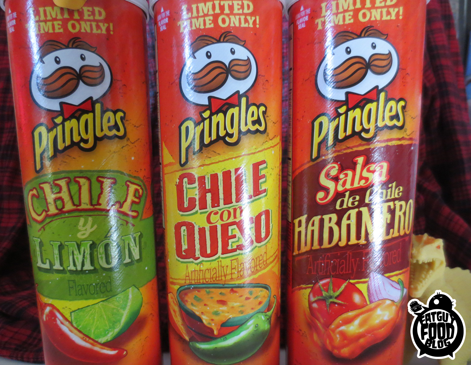 fatguyfoodblog another batch of new pringles this time