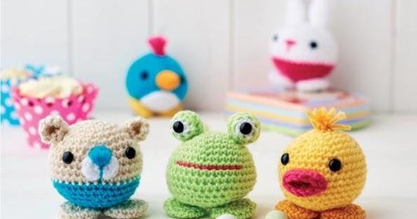 Amigurumi Dragon Patterns : 2000 Free Amigurumi Patterns: Cute Little Animals -easy to ...