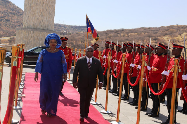 Presentation-ceremony-of-Ambassador-Lilian-Onoh-in-Namibia