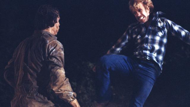 Silent Rage (1982) Chuck Norris