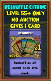 Reshuffle - Wizard101 Card-Giving Jewel Guide