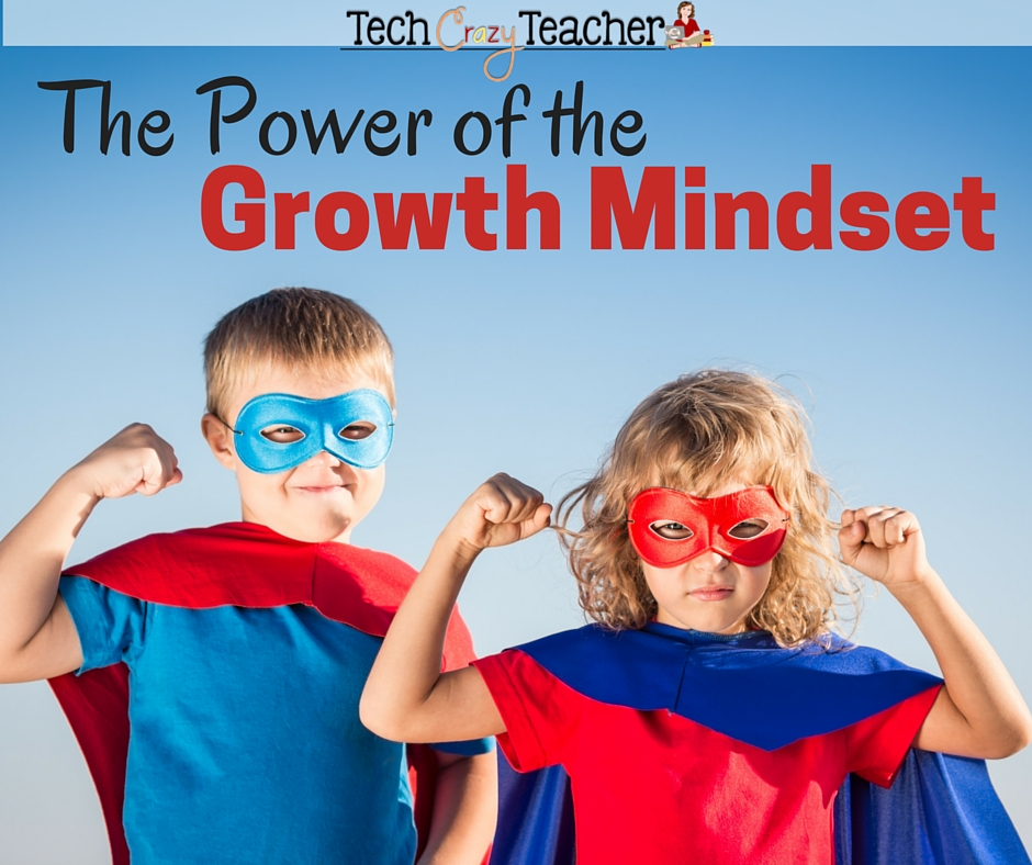 What is Growth Mindset? How will changing my students' mindset affect my teaching in my elementary classroom?