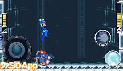 megaman Capcom irá relançar Megaman X no iPhone com gráficos em HD