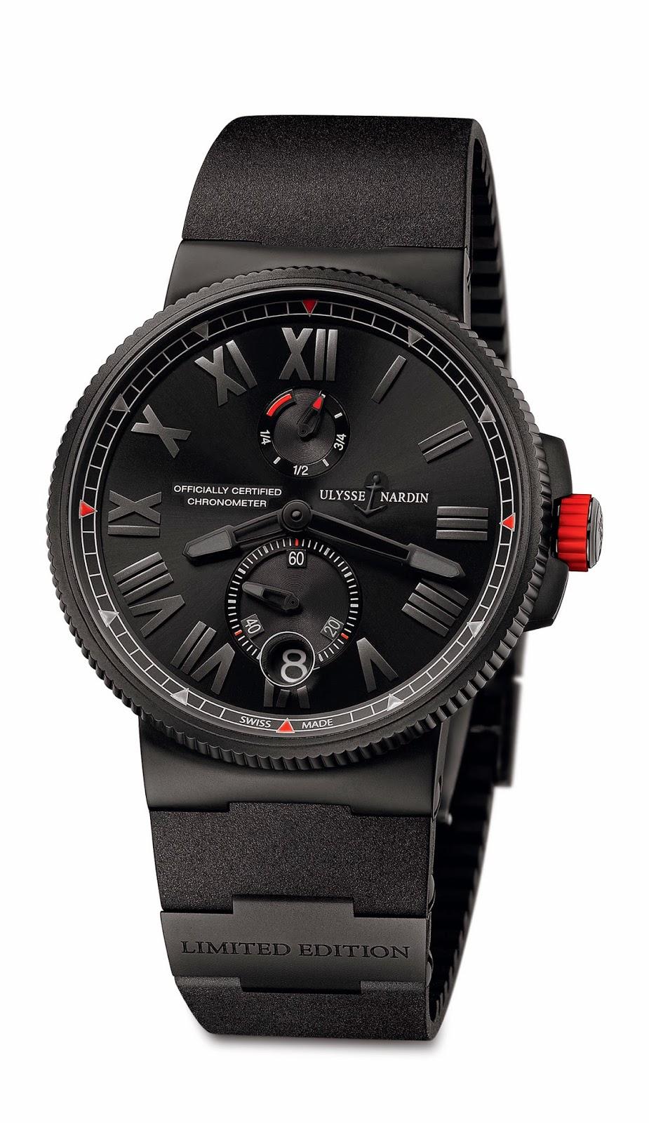 Marine Chronometer de Ulysse Nardin2