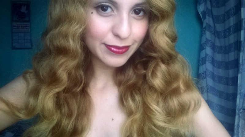 cabelos loiros produtos