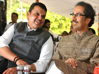 BJP bends before Shiv Sena in Maharashtra, seat sharing deal become final,