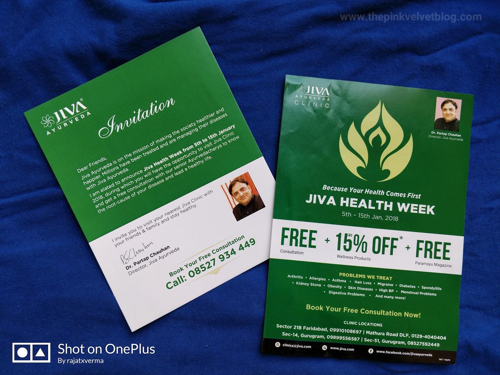 Jiva Ayurveda Free Telephonic Consultation