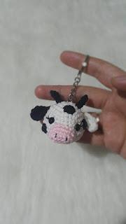 Amigurumi Cow - A Free Crochet Pattern | Amigurumis patrones ... | 320x180