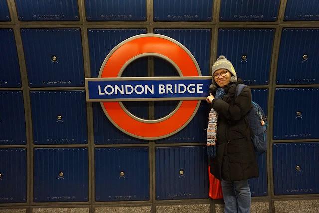 London Bridge Tube Station