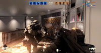 Tom Clancy's Rainbow Six Siege gameplay view