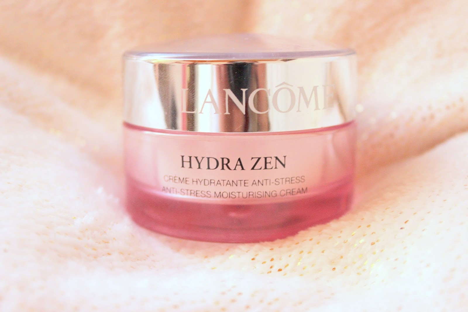 anti-stress creme von lancome review