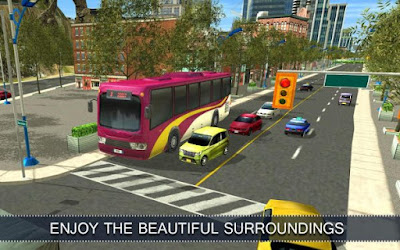 Commercial Bus Simulator 16 Apk v1.6 (Mod Money) Latest Update
