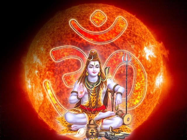 Lord Shiva Om Wallpaper