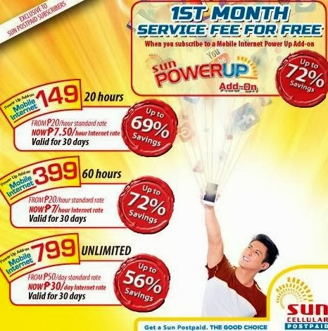 Sun PowerUp Add-on