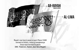 Panji Raasulullah Al-Liwa Ar-Rayah Harus Di Pahami Umat Muslim