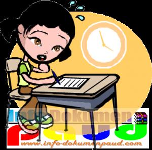 Contoh Kisi-Kisi Soal Ulangan Harian Bahasa Indonesia Kelas 5 SD