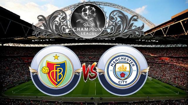 Prediksi Liga Champion Basel vs Manchester City 14 Februari 2018