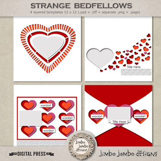 Strange bedfellows Templates