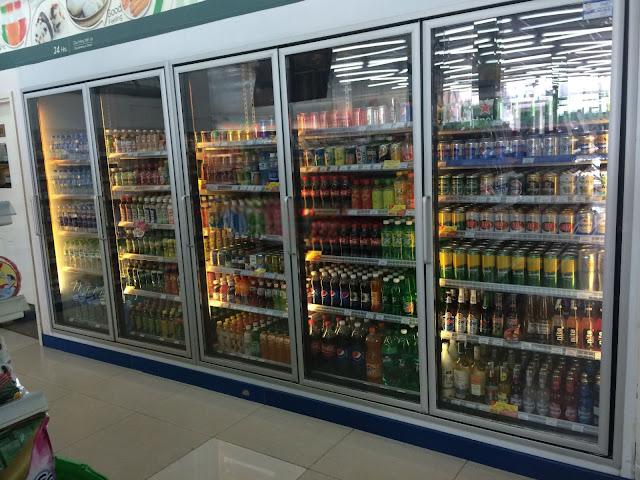 Kho lạnh mini thích hợp bảo quản bia và đồ uống