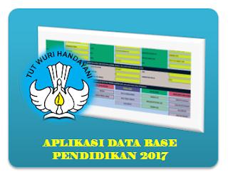 Aplikasi Data Base Administrasi Pendidik 2017