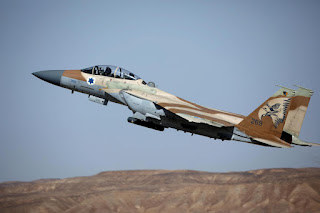 Syria: Israel bombed a military site in Masyaf