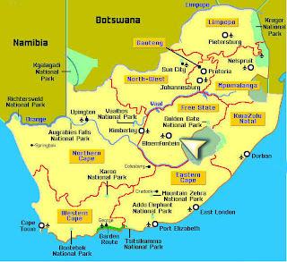 New York LifeDay by Day South African Childhood BLOEMFONTEIN
