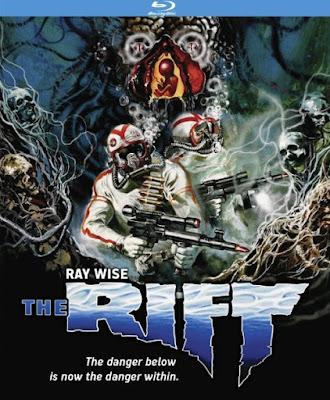 La Grieta Carátula Blu Ray