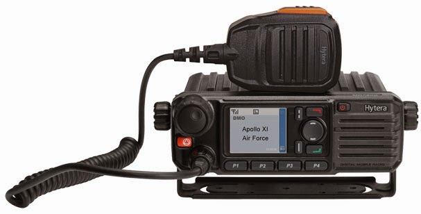 VE3WZW HYTERA MD782 UHF Digital Mobile