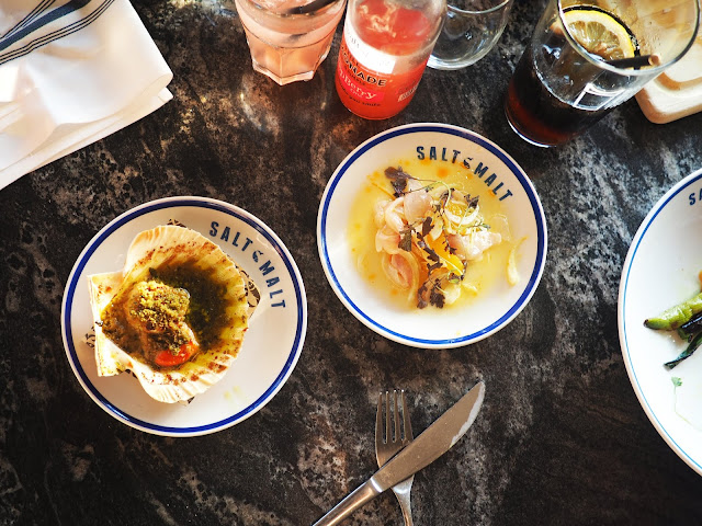Salt and Malt Chew Valley Review where to eat bristol restaurants