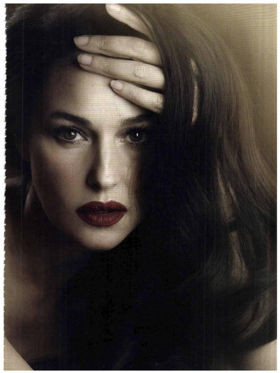 Monica Bellucci Pregnant Vanity Fair Pictures Home