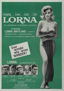 Lorna, película del año 1964 dirigida por Russ Meyer e interpretada por Lorna Maitland